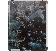 Unknown Map. Space-scape iPad Case/Skin