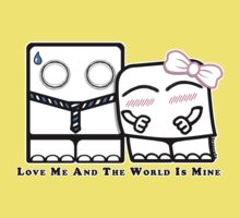 Love Me And The World Is Mine T-Shirt