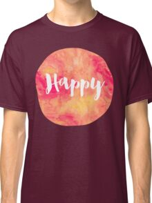 Happy Classic T-Shirt