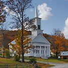 NEW ENGLAND, U.S.A. Walk to Church !! by AnnDixon