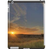 Panna Sunset iPad Case/Skin