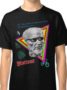 Plotinus and the Forms Classic T-Shirt