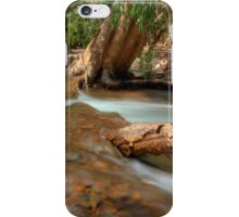 Velvetine Rapids iPhone Case/Skin