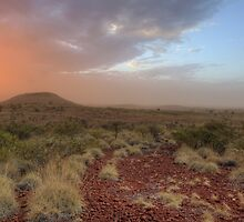 Colours of the Pilbara by Artimagery