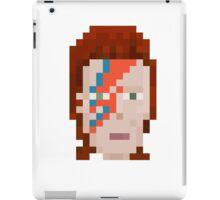 Aladdin Sane Pixel iPad Case/Skin