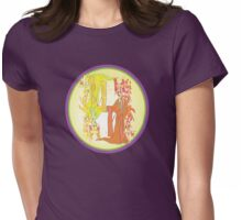 Double Geisha Womens Fitted T-Shirt
