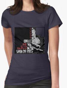 Kenshiro Hokuto No Ken Womens Fitted T-Shirt