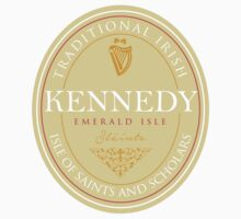 Irish Names Kennedy Kids Clothes
