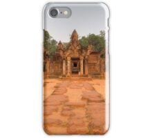 Banteay Srei, Seim Reap iPhone Case/Skin