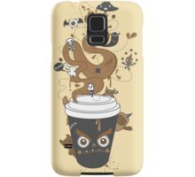 Awaken Coffee Samsung Galaxy Case/Skin