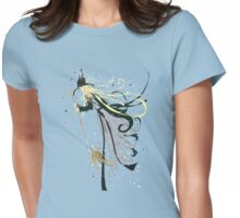 Boil Boil Womens Fitted T-Shirt