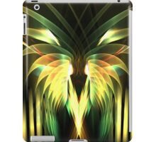 Yellow Plumes iPad Case/Skin