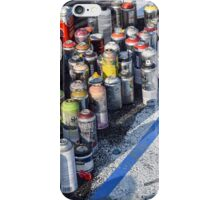An Artist's Tools iPhone Case/Skin