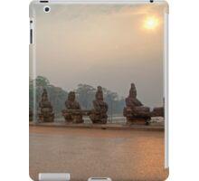 Angkor Thom Main Gate iPad Case/Skin