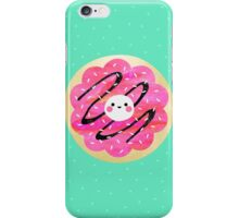 Little Cookie / Turquoise iPhone Case/Skin