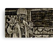 The Bone Doctor Canvas Print