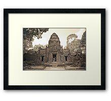 Ta Keo, Siem Reap Framed Print