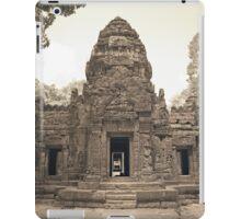 Ta Keo, Siem Reap iPad Case/Skin