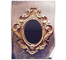 Magic mirror on the wall Poster