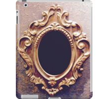 Magic mirror on the wall iPad Case/Skin