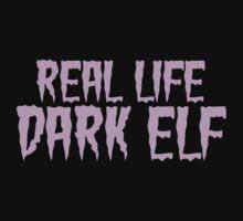 Real Life Dark Elf by hamsters