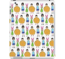 Belchers, from the womb to the tomb iPad Case/Skin