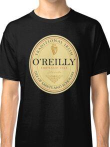 Irish Names O'Reilly Classic T-Shirt