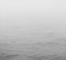 The Sea in Fog by Katie Batchelor