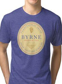 Irish Names Byrne Tri-blend T-Shirt