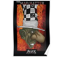 Alice - Mad Hatter Poster