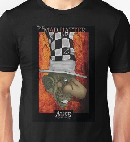 Alice - Mad Hatter Unisex T-Shirt