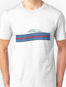Racing Stripes iPhone / Samsung Galaxy Case T-Shirt