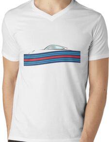 Racing Stripes iPhone / Samsung Galaxy Case Mens V-Neck T-Shirt