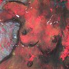 Nude,  Bernard Lacoque-5 by ArtLacoque
