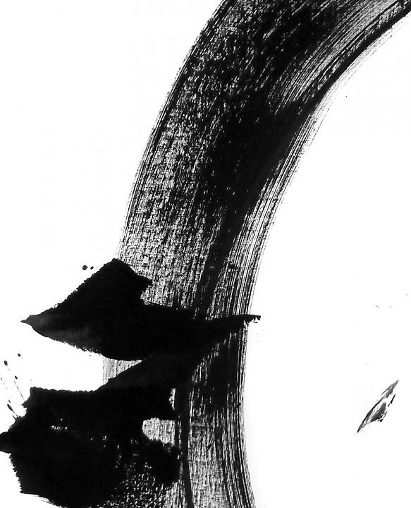 The Haïkus series n°91 by Laurent KOLLER