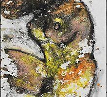 Nude, Bernard Lacoque-13 by ArtLacoque