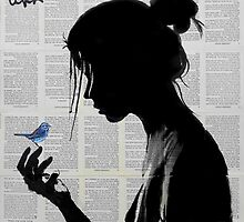 blue note by Loui  Jover