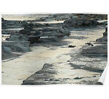 Kennett River Rocks - Great Ocean Road Australia Poster
