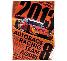 ARTA HSV-010 GT 2013 Poster