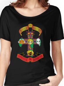 Masks and Legends Women's Relaxed Fit T-Shirt