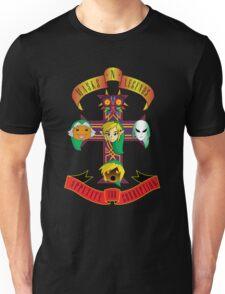 Masks and Legends Unisex T-Shirt