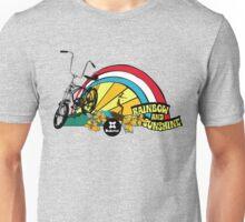 Rainbow and Sunshine Unisex T-Shirt