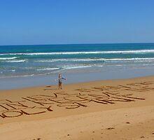 Believe Jesus! - HDR - Great Ocean Road Australia by AusDisciple