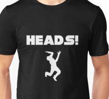 HEADS! Unisex T-Shirt