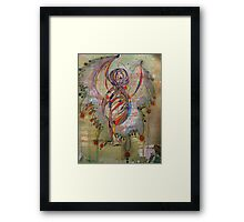 I am NOT Ashamed to Praise Him-R-U? Framed Print