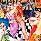 Tango 2 by Sally Sargent