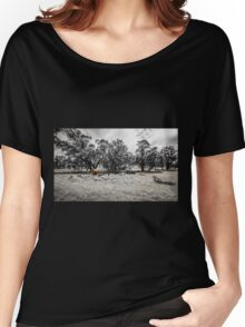 Rural Relics Women's Relaxed Fit T-Shirt