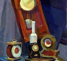 clock by Irina Kolpaschikova