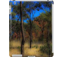Uluru Trees iPad Case/Skin