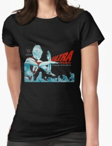 Ultraman (version 4) Womens Fitted T-Shirt
